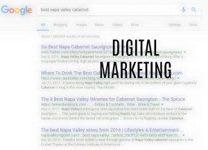 Digital is an important wine marketing strategy