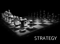 chess strategy compressed WITH WORDS